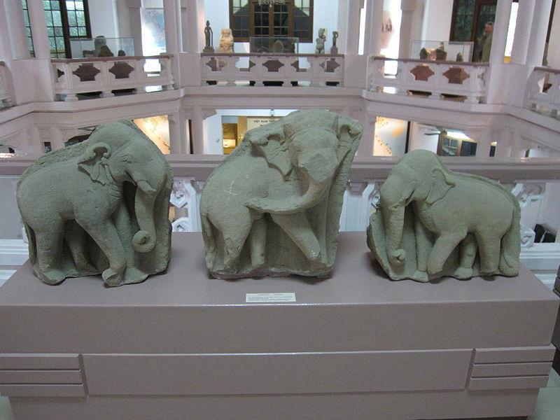 Исторический музей, Ханой
