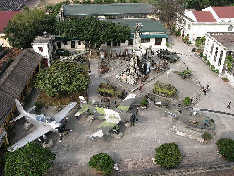 Музей военной истории, Ханой