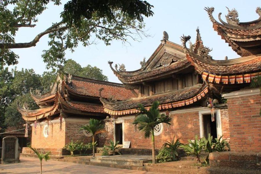 Пагода Тэй-Фыонг