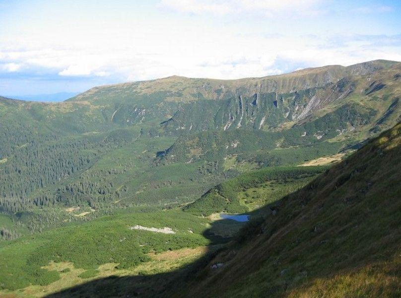 Хребет Черногора