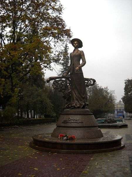 Площадь Воли, Тернополь