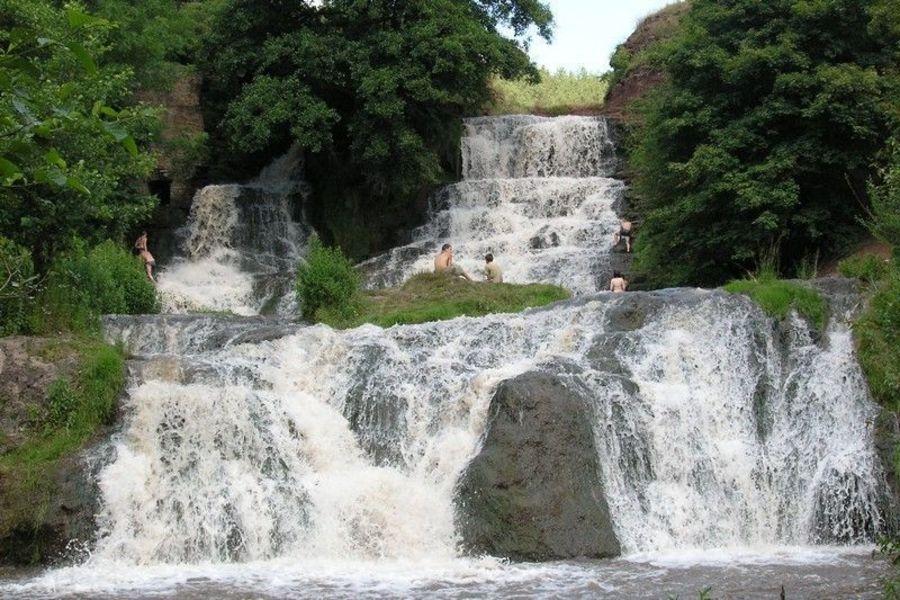 Водопад Джурин