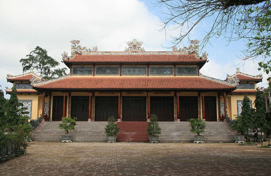 Пагода Ту-Дам