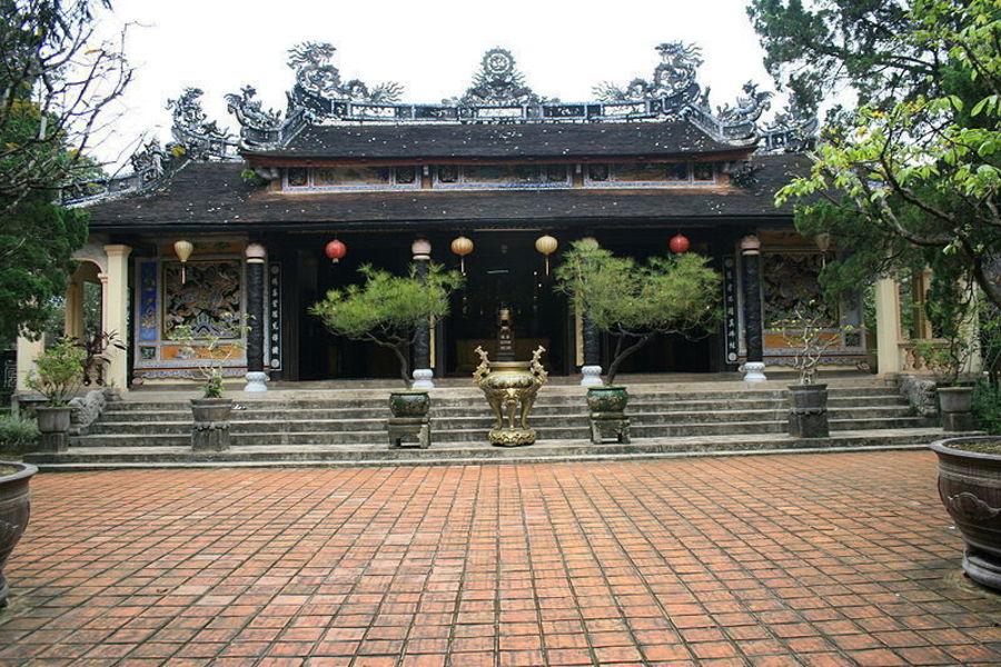 Пагода Ту-Хьеу