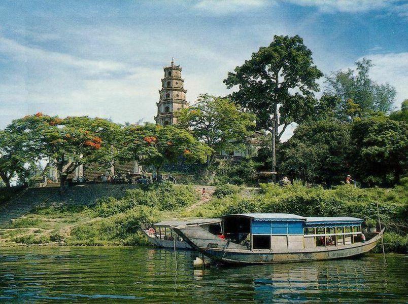 Пагода Тьен-Му