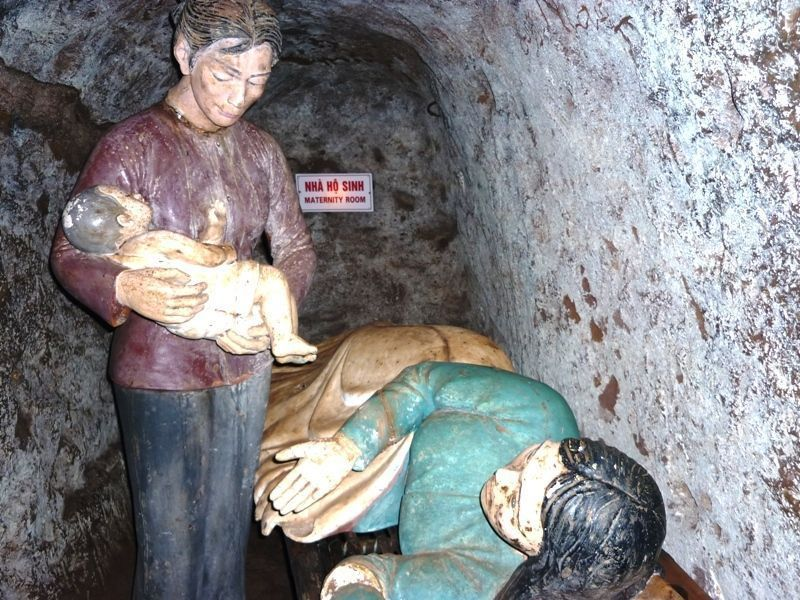 Туннели Виньмок