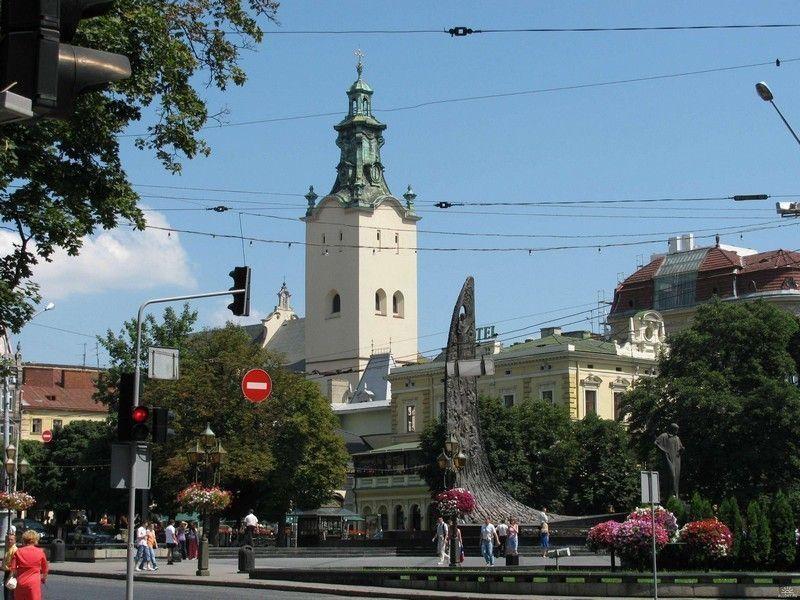 Проспект Свободы, Львов