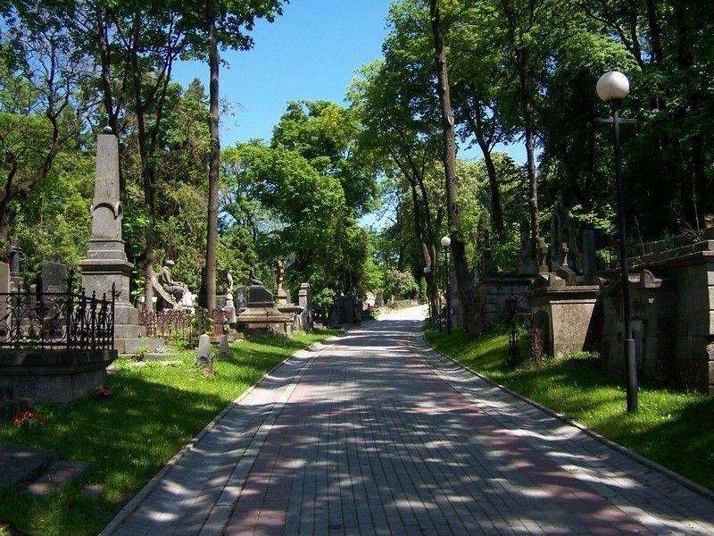 Музей-заповедник «Лычаковское кладбище»