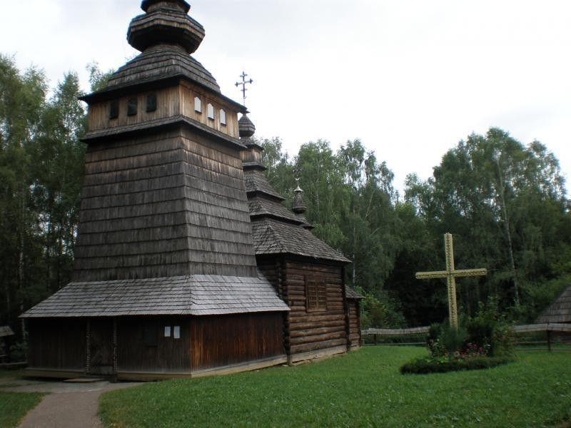 Музей народной архитектуры и быта «Шевченковский гай»