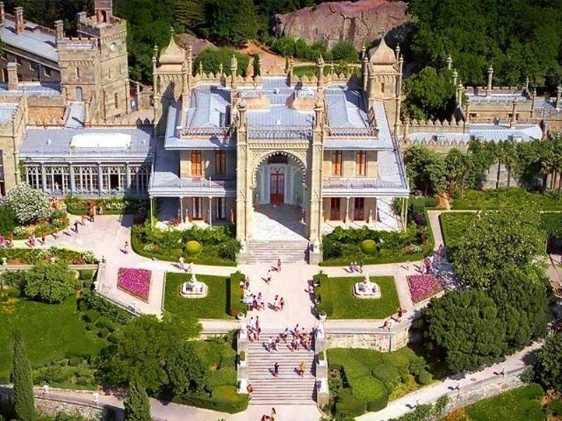 Воронцовский дворцово-парковый комплекс