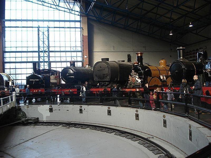Национальный музей железных дорог