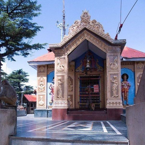 Горный храм Джакху