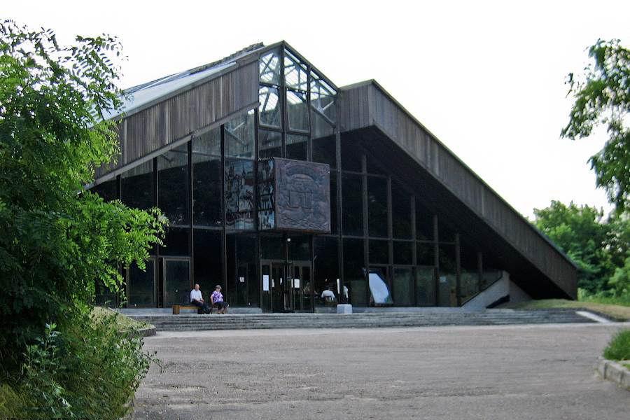 Архитектурный музей Берестье