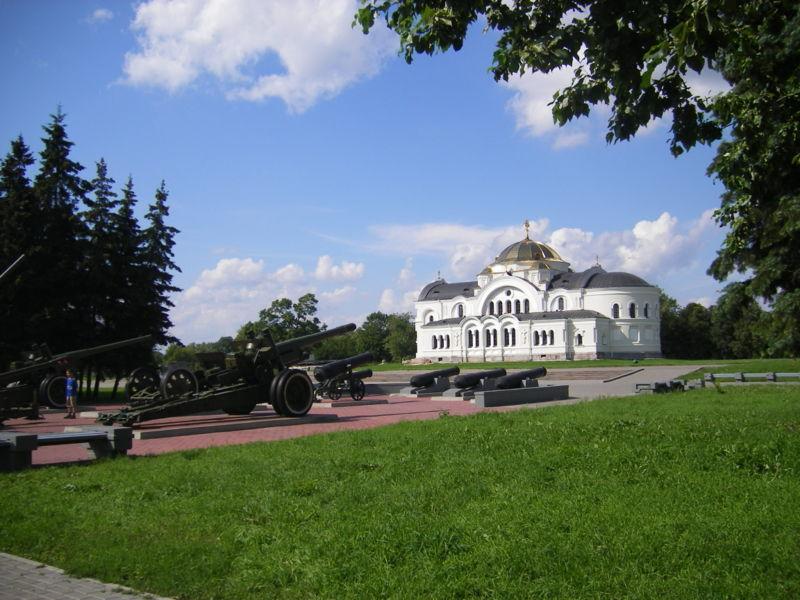 Церковь Св. Николая, Брест