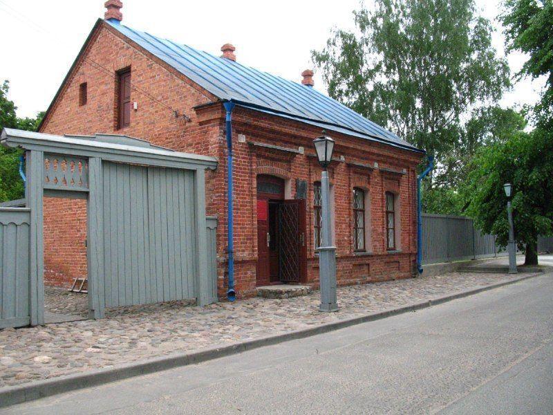 Дом Марка Шагала