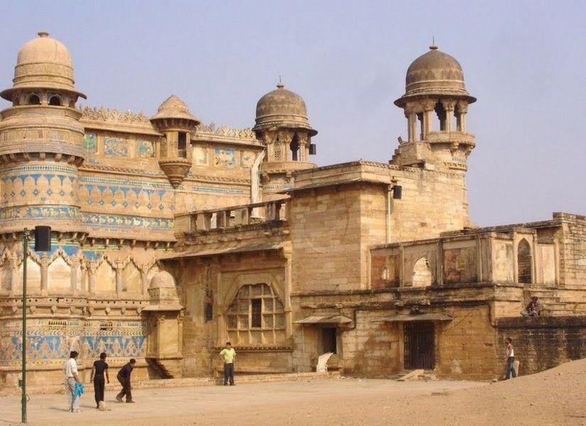 Дворец Ман-Мандир