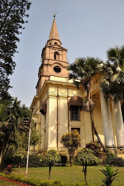 Церковь Св. Иоанна, Колката