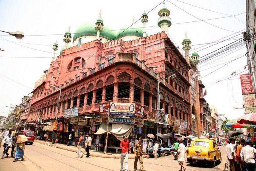 Мечеть Накхода
