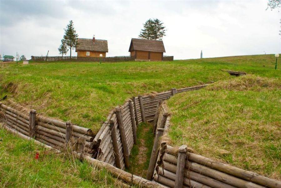 Историко-культурный комплекс Линия Сталинской обороны