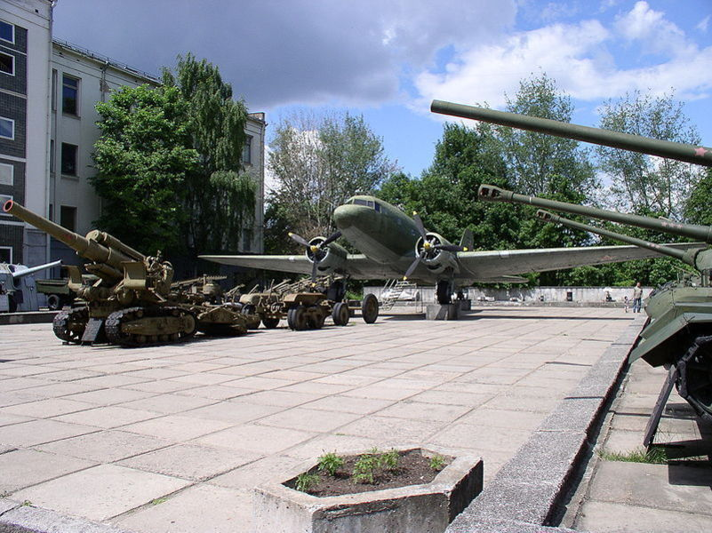 Белорусский государственный музей Великой Отечественной войны