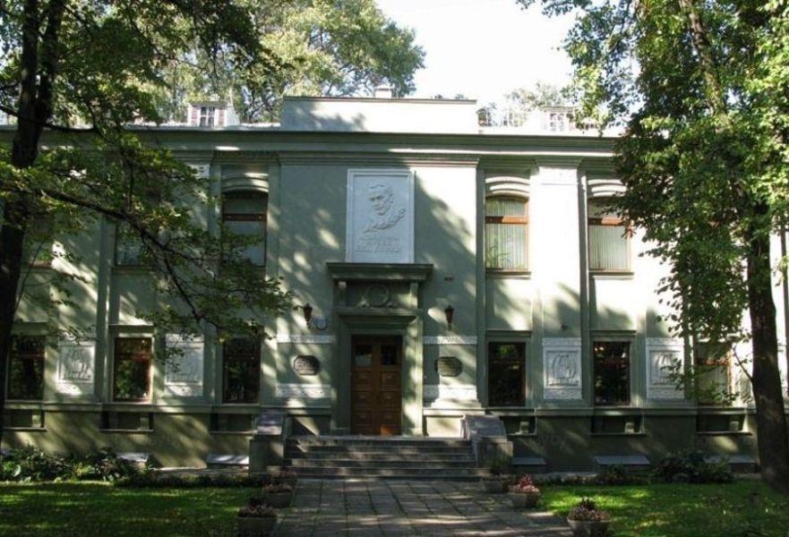 Литературный музей Янки Купалы