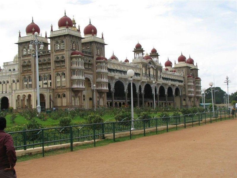 Бангалорский дворец