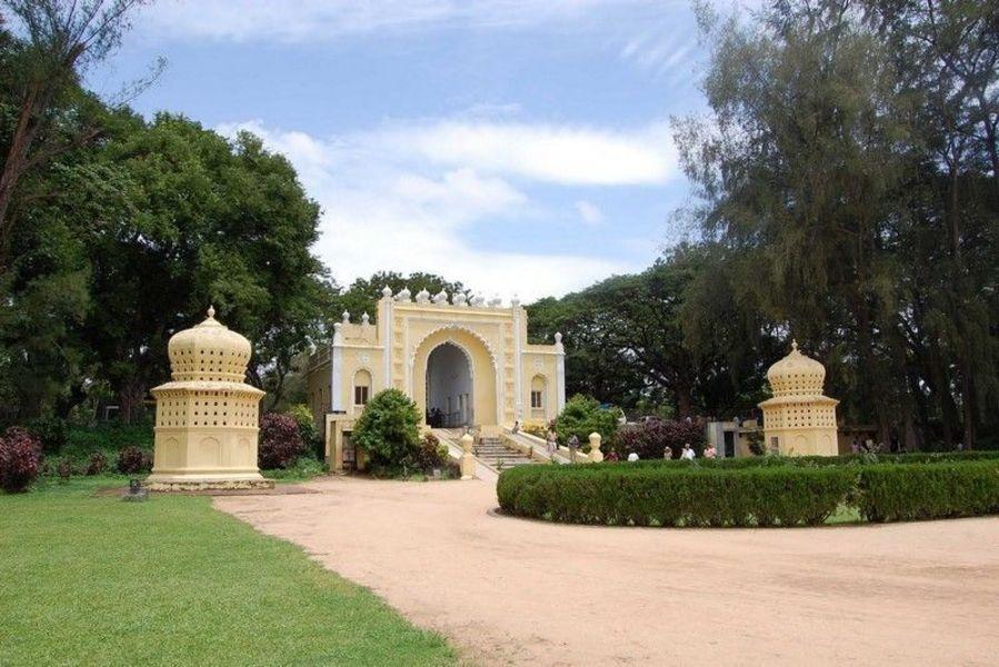 Дворец султана Типу