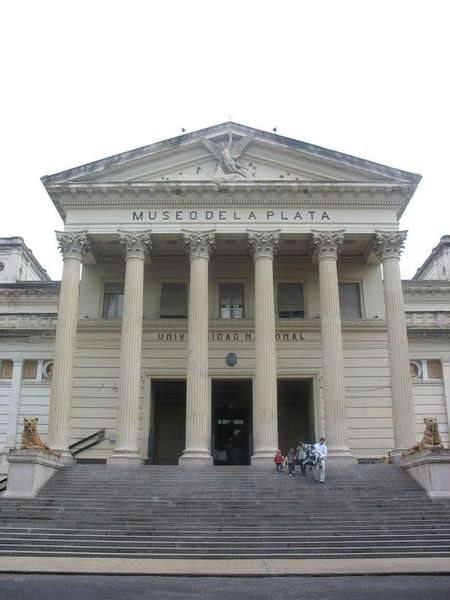 Музей Ла-Платы