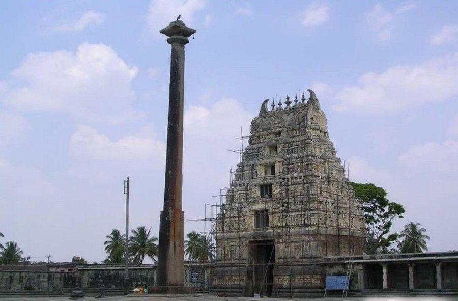 Храм Ченнакешава