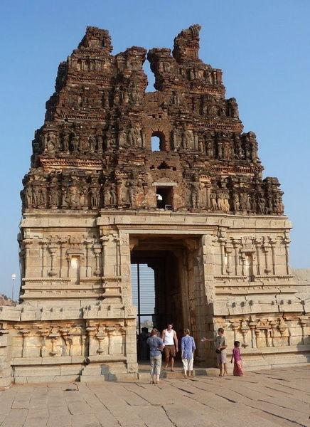 Храм Витхала
