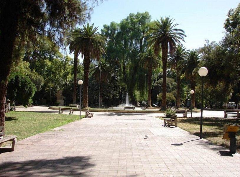 Площадь Чили