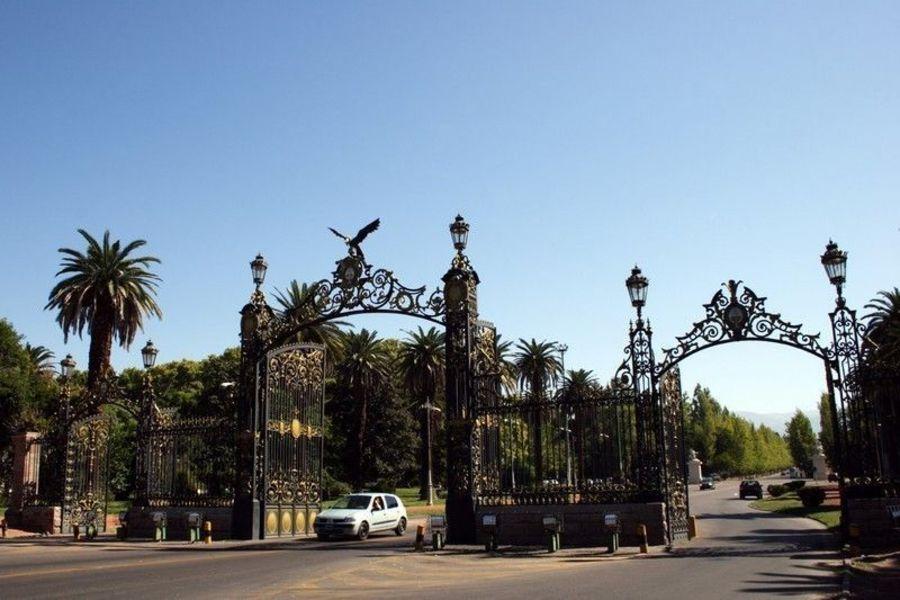 Парк им. Сан-Мартина
