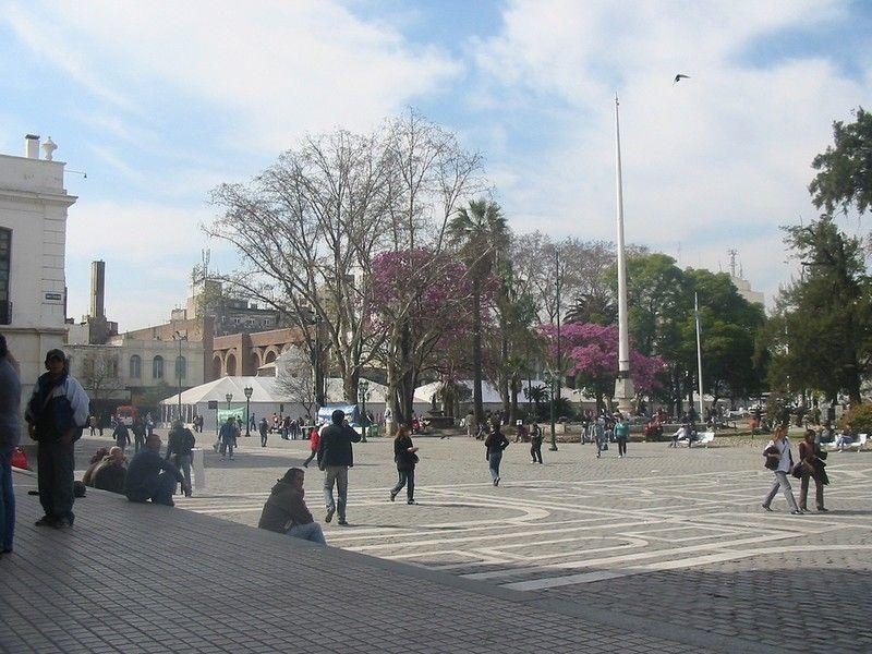 Пласа Сан-Мартин, Кордоба