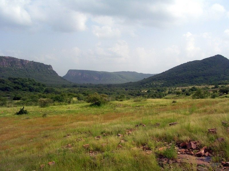 Национальный парк Рантхамбхор