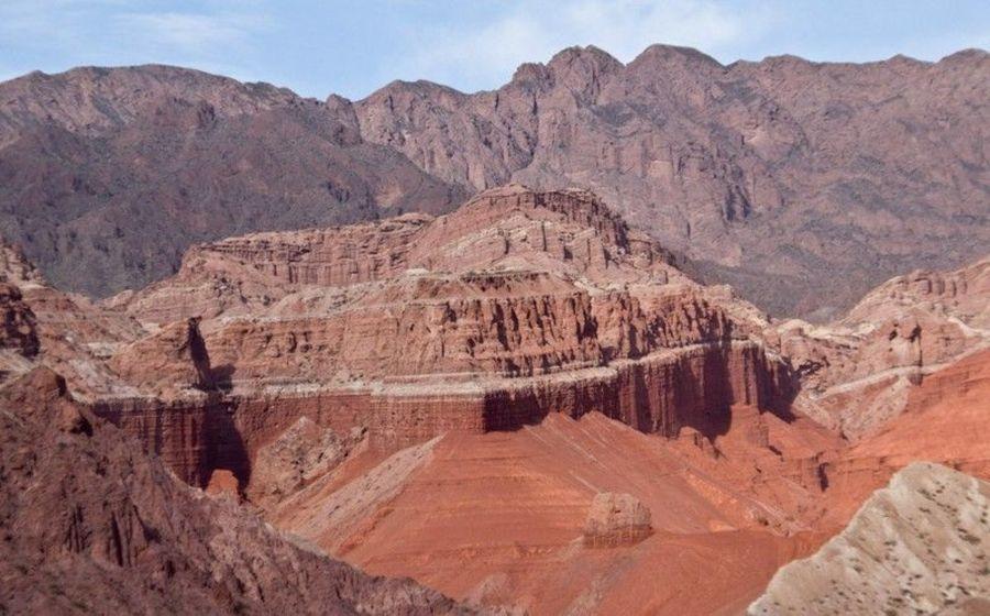 Ущелье Кебрада-де-Кафаяте