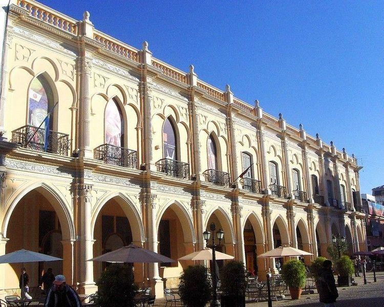 Археологический музей «Альта-Монтанья-де-Сальта»
