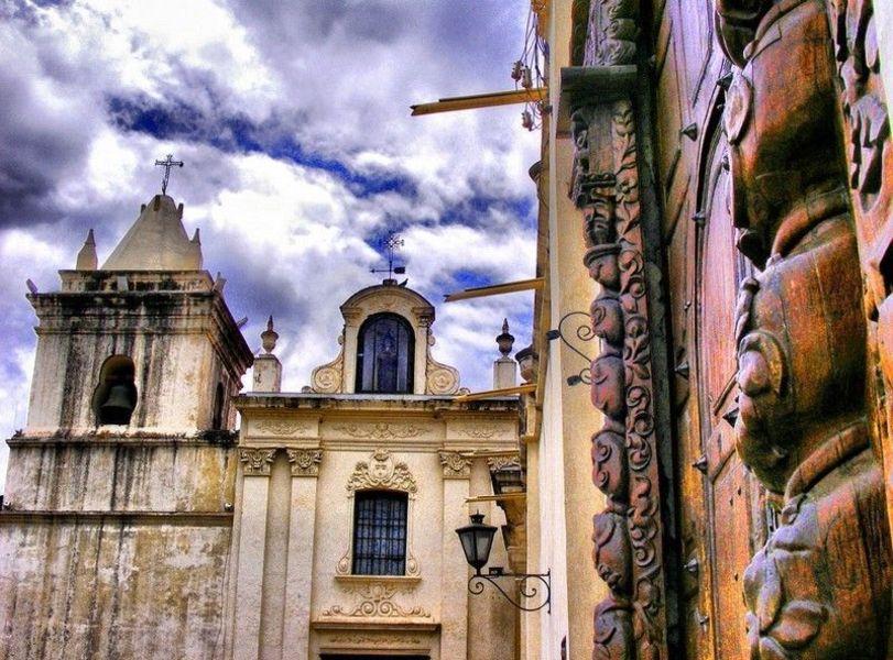 Церковь и монастырь Святого Бернарда