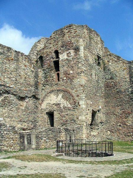 Крепость Тыргу-Нямц