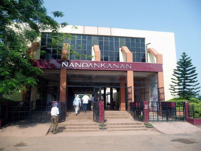Зоопарк Нанданканан
