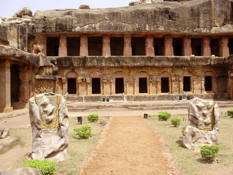 Пещеры Удайгири и Кхандагири
