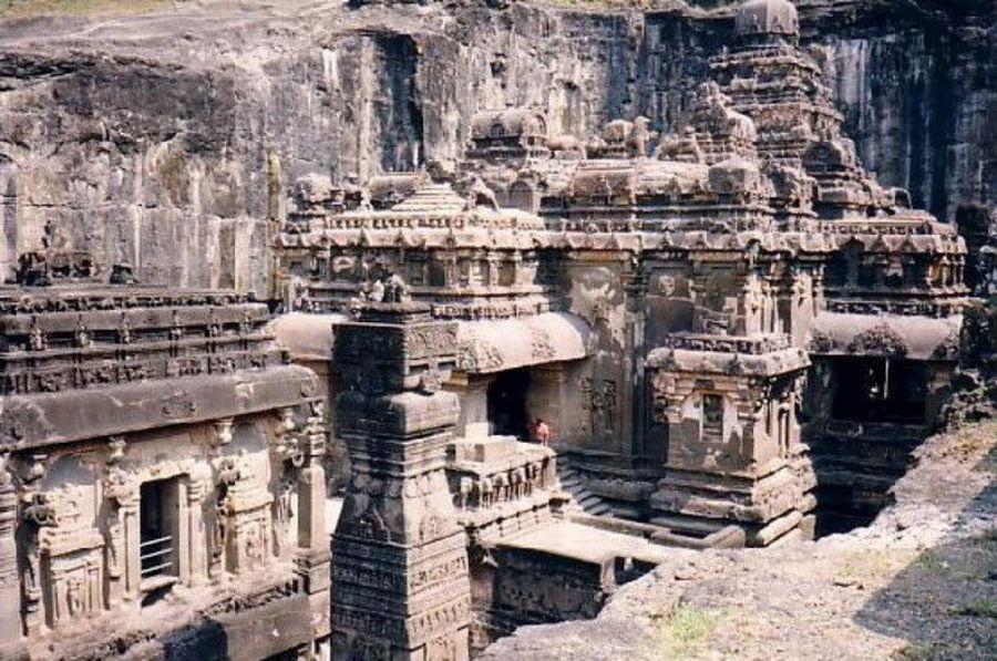 Пещеры Аурангабада