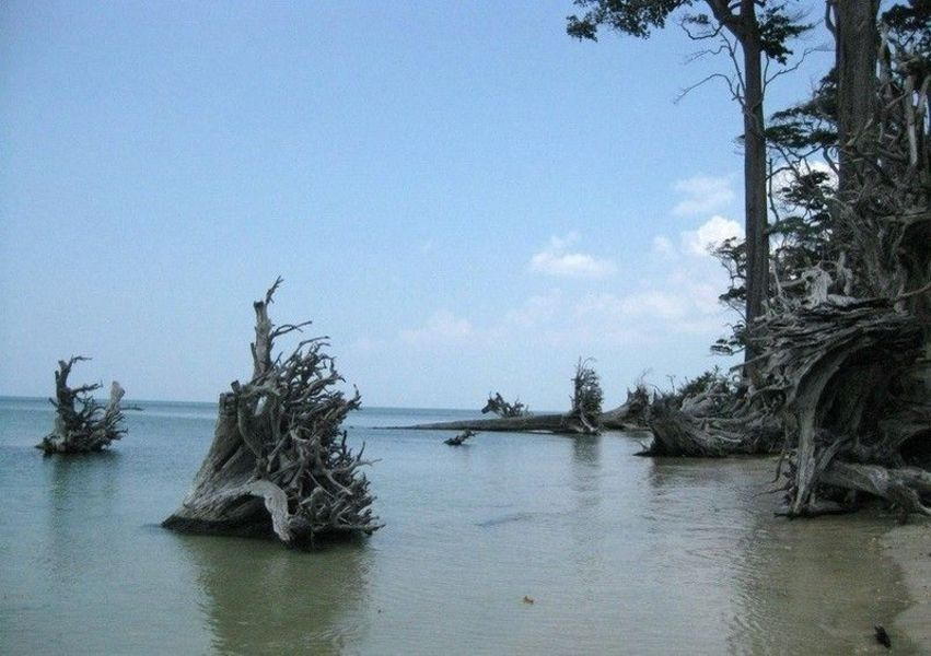 Национальный морской парк Вандур