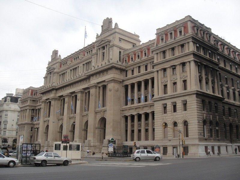 Дворец правосудия, Буэнос-Айрес