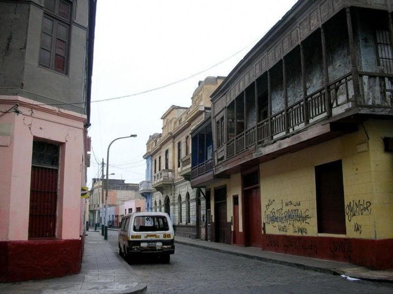 Улица Некочеа