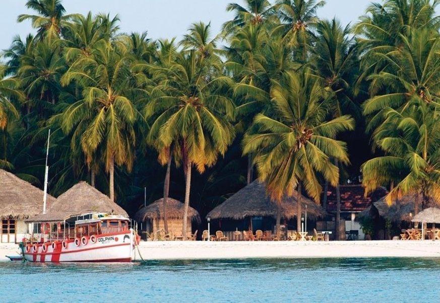 Остров Бангарам