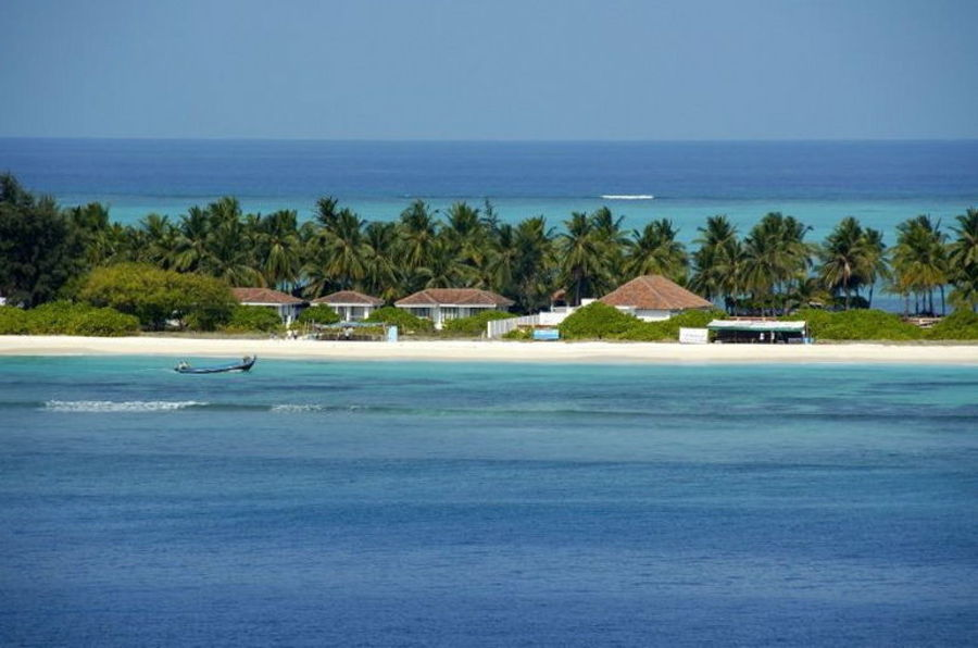 Остров Кадмат