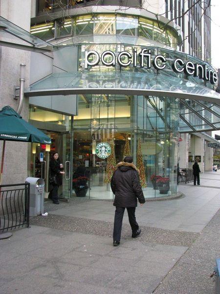 Pacific centre