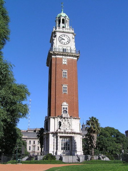 Английская башня, Буэнос-Айрес