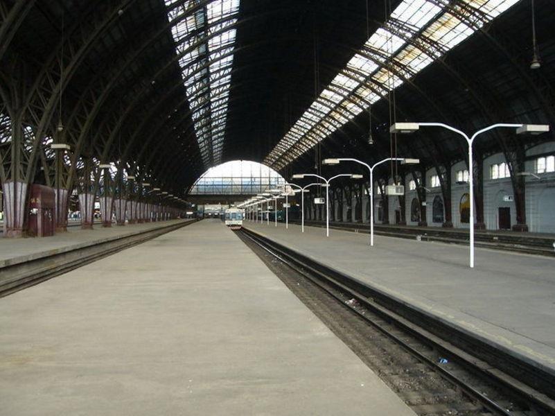 Железнодорожная станция Ретиро