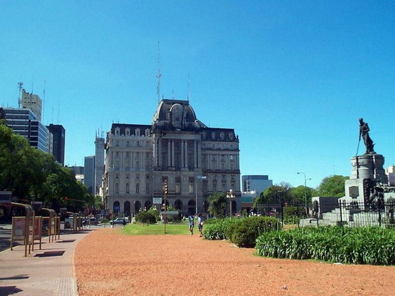 Национальная библиотека, Буэнос-Айрес